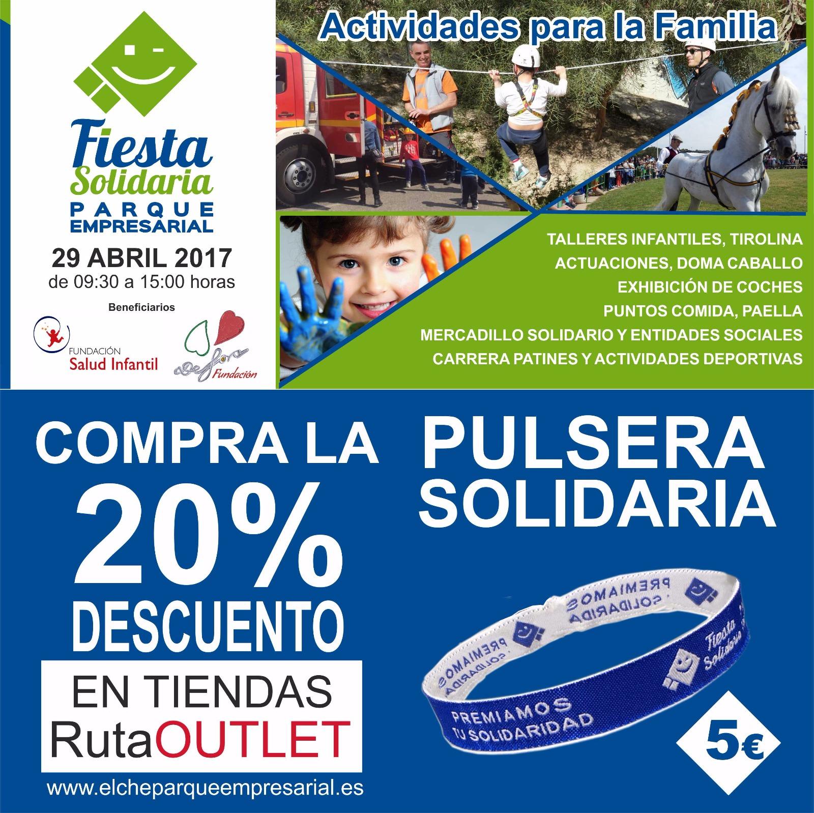 VI Fiesta Solidaria del Parque Empresarial