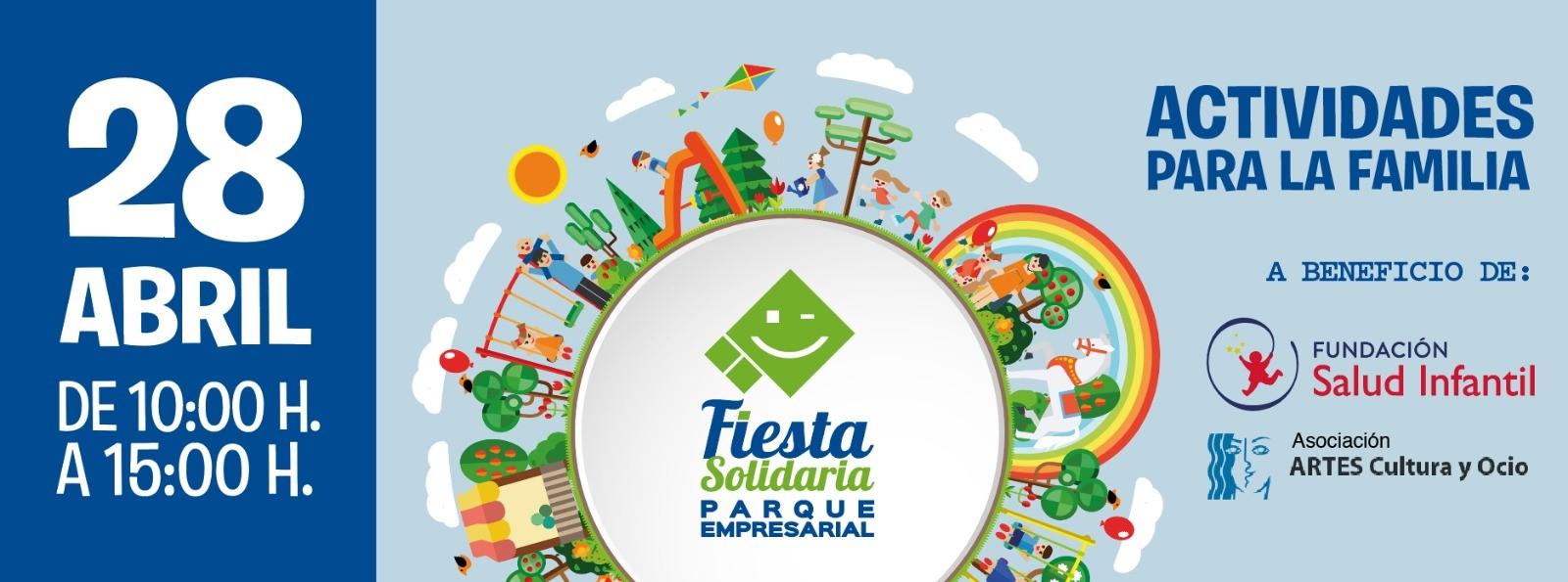 VII Edición de la Fiesta Solidaria del Parque Empresarial