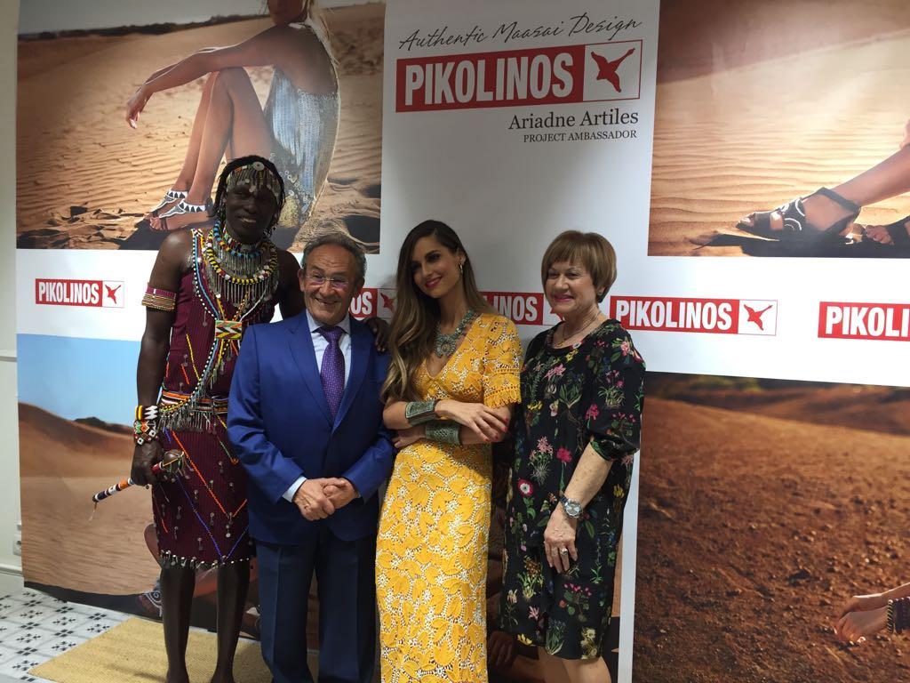 Descubre la colección más solidaria de Pikolinos