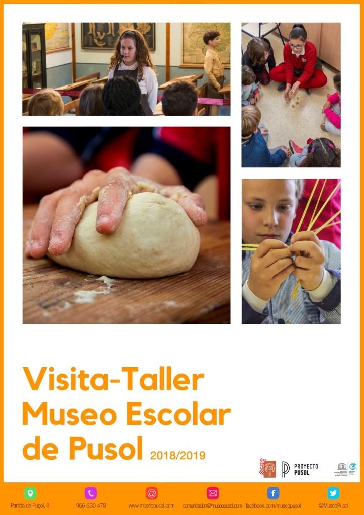 talleres-museo-escolar-de-pusol-fundacion-pikolinos