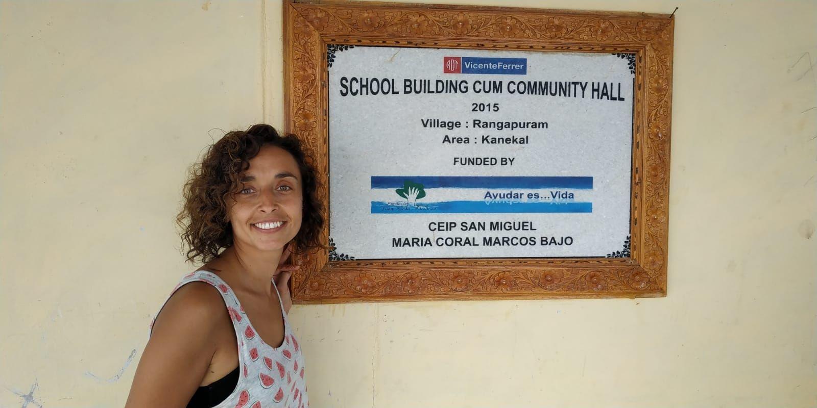 Viaje a la India con la Fundación Vicente Ferrer