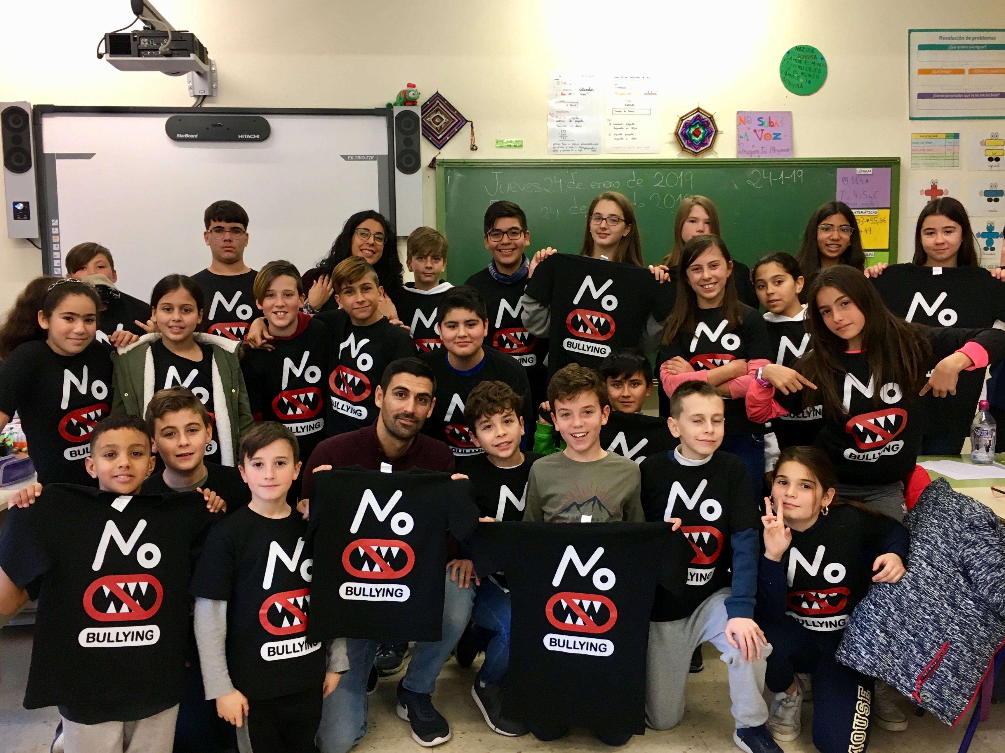Memoria sobre la prevención del acoso escolar 2018-2019