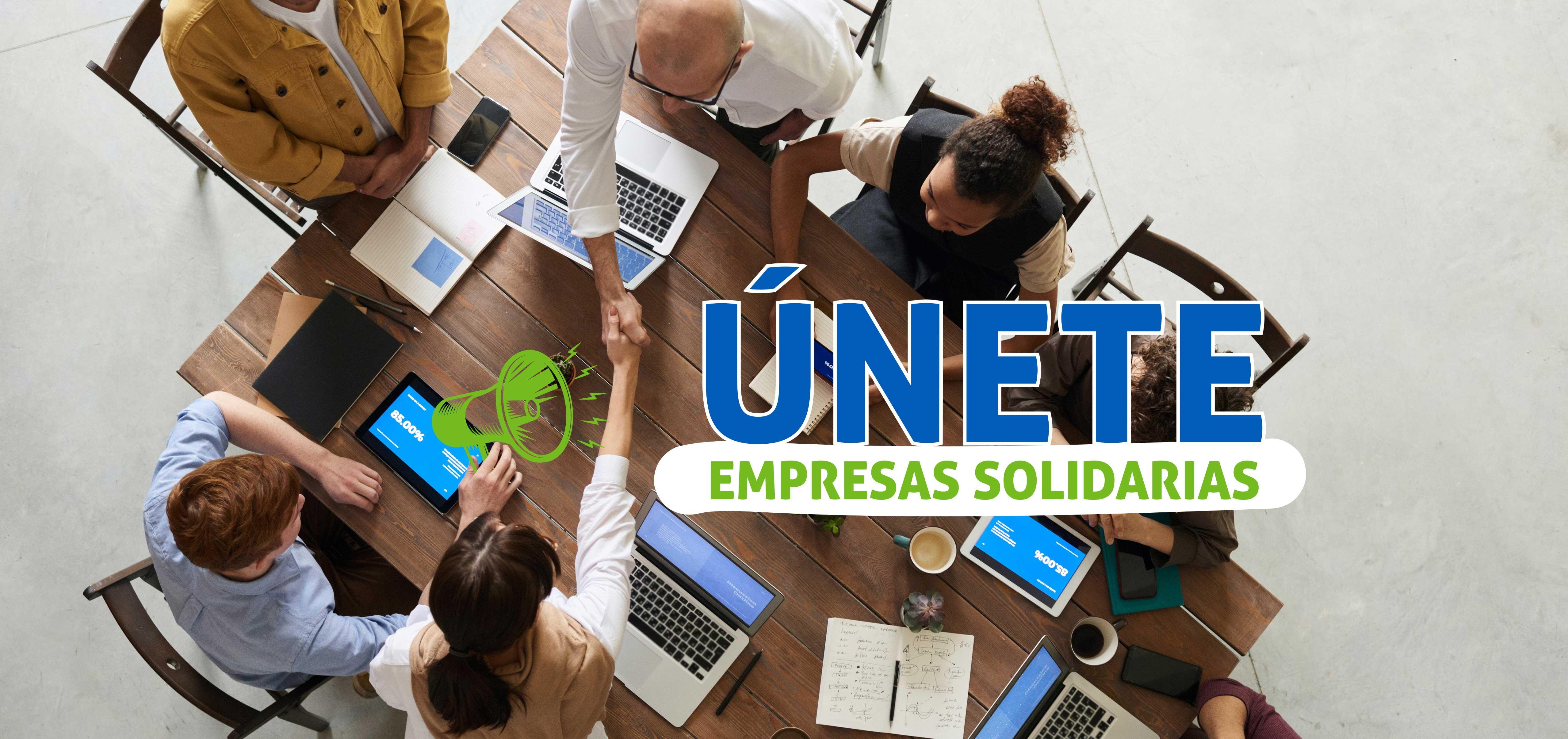 Captación de Empresas Solidarias